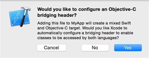 xcode linearlayout swift failed to import bridging header