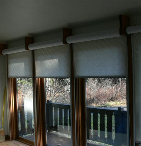 Thermal Window Quilts by High Energy Performance Window Option