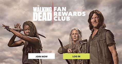 the walking dead fan rewards the walking dead fan rewards weekly codes sweetiessweeps com