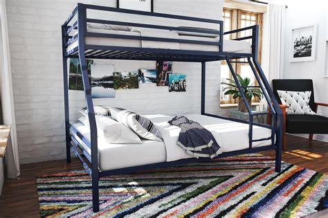 novogratz maxwell metal bunk bed dhp furniture