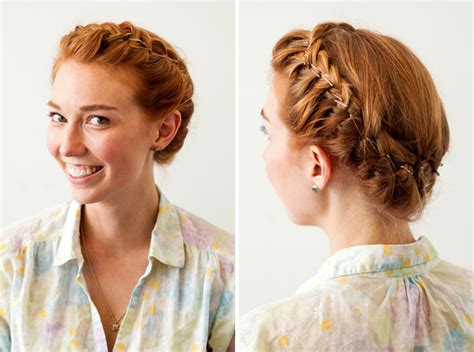 french crown braid 3 new ways to add bobby pins to your 3 new ways to add bobby pins to your do brit co