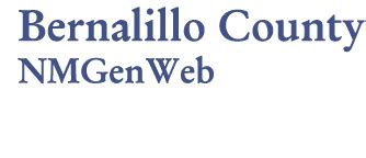 Bernalillo County Marriage Records Nmgenweb