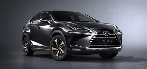 lexus nx 2018 lexus nx gets a fresh face in shanghai carscoops