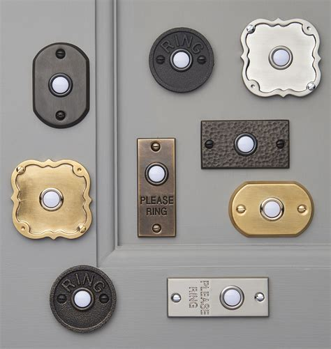 Door Bell Buttons by Quot Ring Quot Doorbell Button Rejuvenation