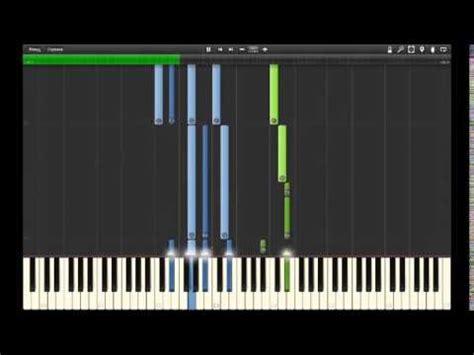 tutorial piano fix you coldplay fix you piano tutorial youtube