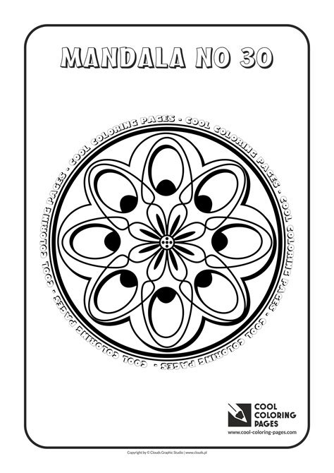 cool coloring cool coloring pages mandalas cool coloring pages free
