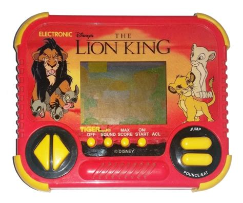 buy disneys  lion king tiger electronics handheld