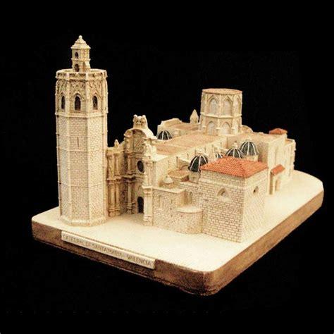 Notre Dame Paris Floor Plan by Catedral De Valencia 20x12x12 Cm Decorar Con Arte