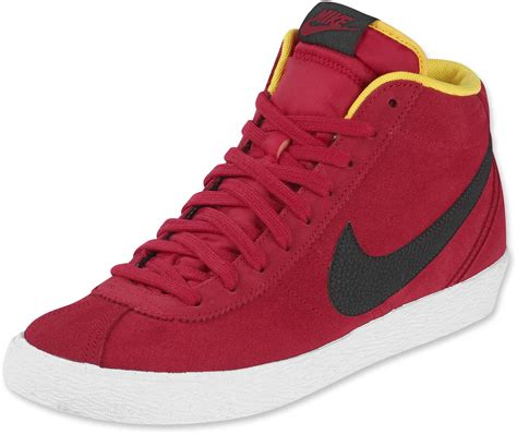 nike bruin sneakers nike bruin mid shoes black yellow