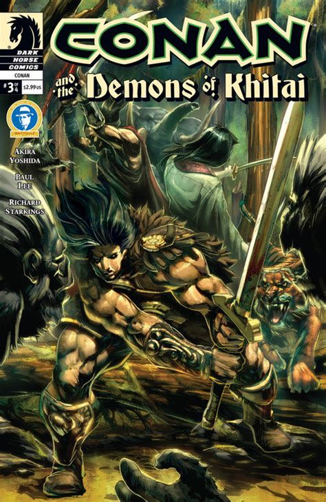 Conan And The Demons Of Khitai conan and the demons of khitai 3 the beasts of the east