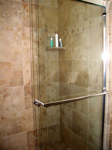 Bathroom Ideas Shower Only Master Bathroom Shower In Construction
