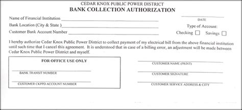 Bank Guarantee Withdrawal Letter Format Cedar Ppd Automatic Bank Withdrawal