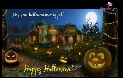 Magical Halloween! Free Happy Halloween eCards, Greeting