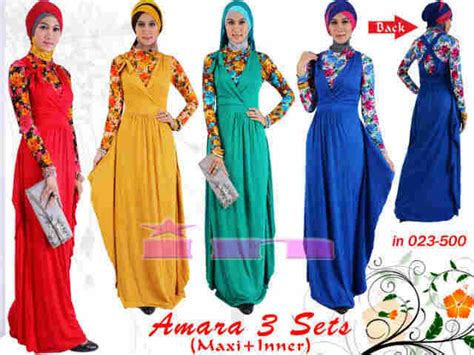 Supplier Amara Maxi By Dieeko maxi keranjangpakaian pusat busana supplier maxi dress tangan pertama toko