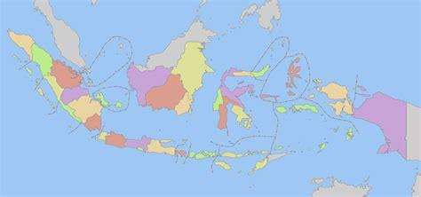 templateindonesia provinces colored wikipedia