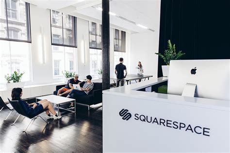 Office In Nyc Another Look Inside Squarespace S Nyc Offices Officelovin