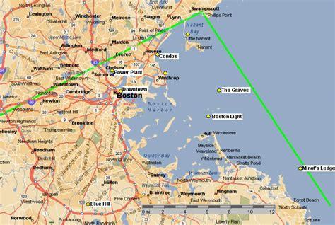 map usa boston boston the largest city of massachusetts usa travel featured