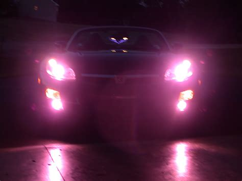 hid lights for trucks pink hid headlights need to get mine done in my truck i