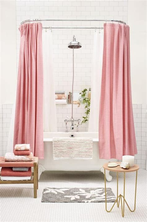 Girly Curtains Ideas 25 Unapologetically Feminine Home Decor Ideas Grey Bathrooms Towels And Girly