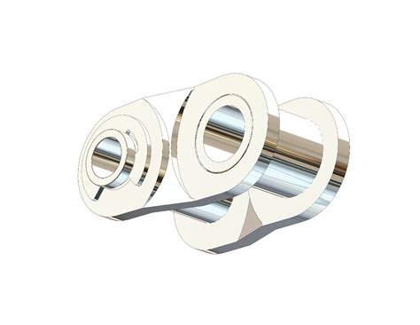 Senqcia Roller Chain Ol Offset Link Rs 40 2 senqcia inspire series 40sshp 304 stainless steel hollow pin offset link clip type asme