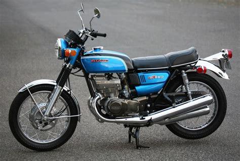 1972 Suzuki Gt550 1972 Suzuki Gt 550 Purchased In 1978 From A Dealer In