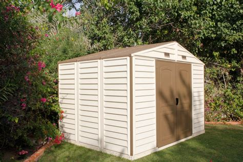 Duramax Vinyl Storage Shed by Duramax Bp Sheds Vinyl Storage Sheds With Free Shipping