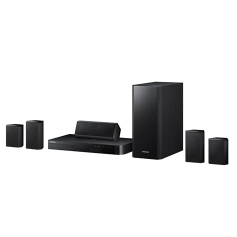Tv Samsung Home Theater Samsung Refurbished 5 1 Channel 3d Smart Home Theater System W Wifi Ht H5500w Tvs