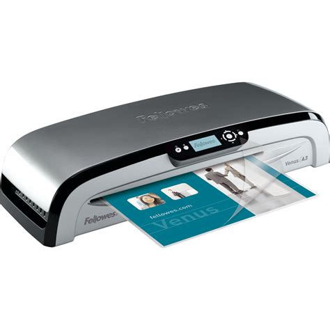 Mesin Laminating Secure Compact A4 fellowes venus a3 medium office use laminator free delivery
