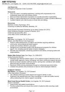 Substance Abuse Counselor Sle Resume by And Counselor Resume Sales Counselor Lewesmr