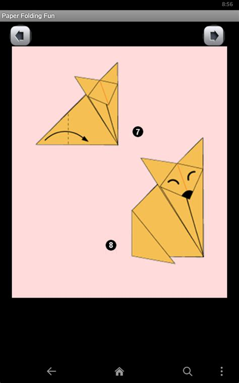 Paper Folding App - paper folding android apps on play