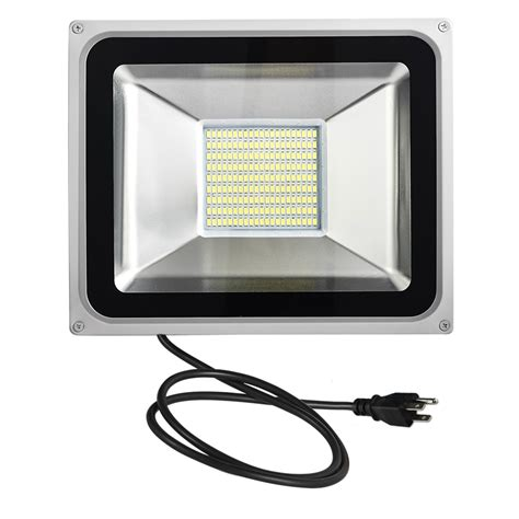 Plug In Flood Light Outdoor Bocawebcam Com Best Solar Powered Flood Light