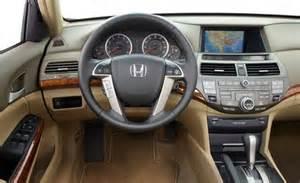Honda Accord 2008 Interior Car And Driver