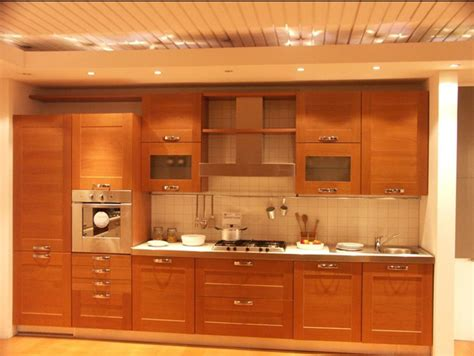 Flat Kitchen Cabinets by Wonderful Brown Wood Stainless Cool Design Cabinets