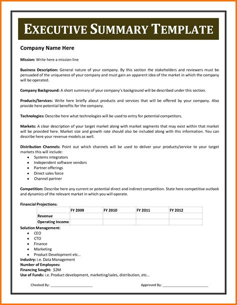 resume in executive clasic format template executive summary template exle mughals