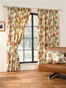 Terracotta Curtains Ready Made Inglewood Curtains In Terracotta Free Uk Delivery
