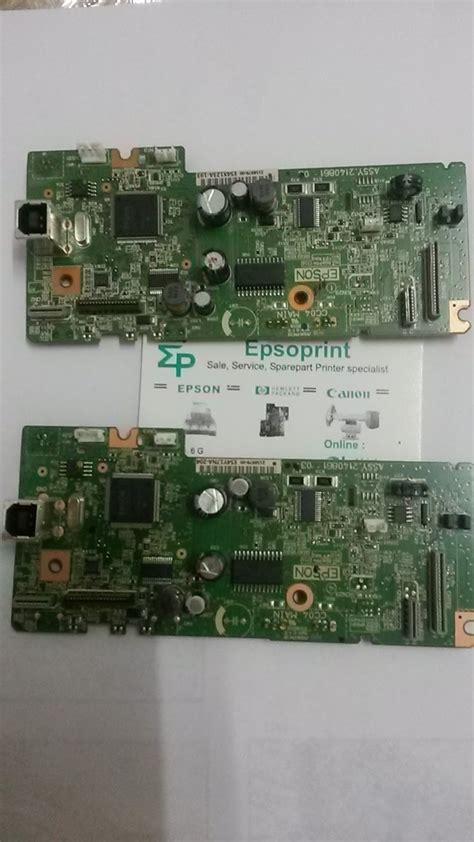 Mainboard Printer Epson L210 epsoprint mainboard epson l210