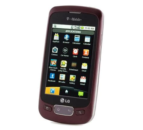 optimus mobile lg optimus t t mobile review rating pcmag