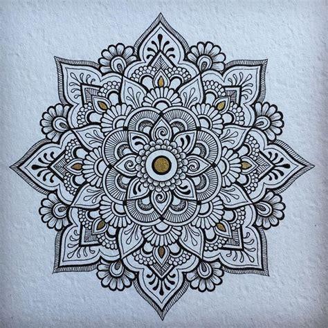 tattoo mandala gold instagram post by irukandjidesigns anoushka irukandji