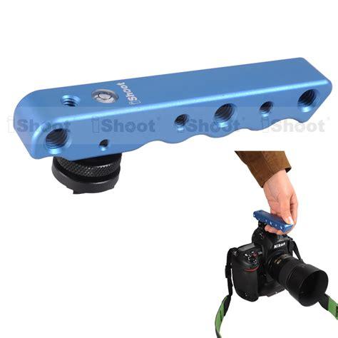 Andoer Dual Shoebracket Splitter For Nikon D750 D7200 D7100 D7000 promoci 243 n de dslr d800 compra dslr d800 promocionales en aliexpress alibaba