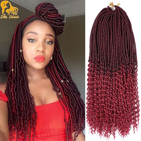 how to curl the ends of synthetic braids how to curl the ends of synthetic braids 1pcs faux locs