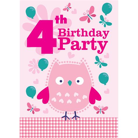 birthday themes photo 4th birthday party supplies party delights