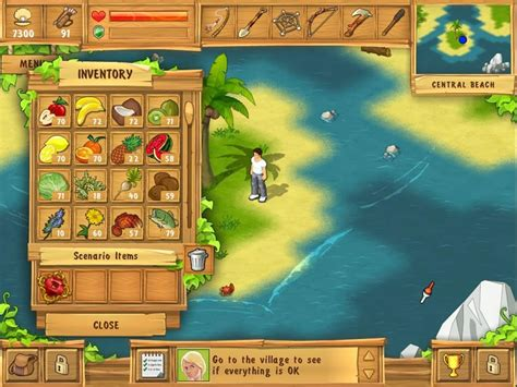 island castaway play    youdagamescom
