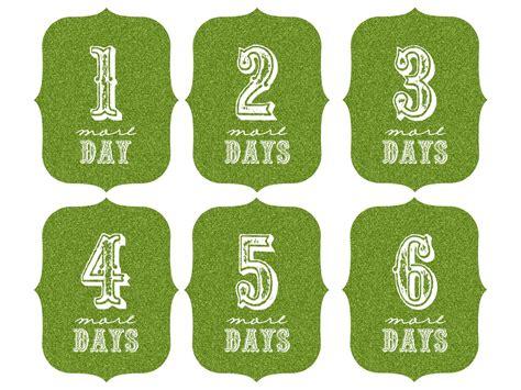 printable christmas countdown tags free christmas templates printable gift tags cards