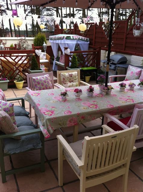 17 best images about painted garden furniture on gardens arbor gate and paint