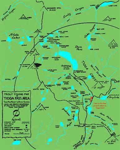 tioga pass area map