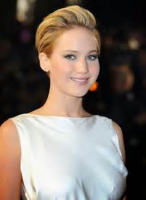for lawrece haircut jennifer lawrence short hairstyles hairstyles and haircuts