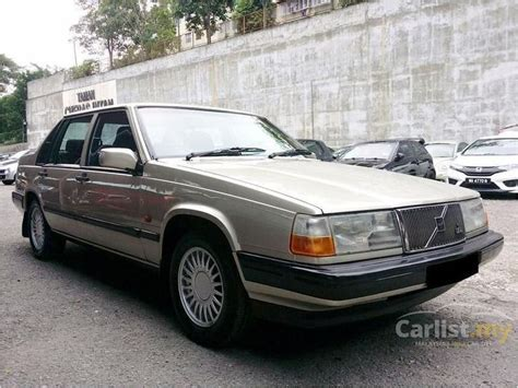 car engine manuals 1994 volvo 940 navigation system volvo 940 1994 gl 2 3 in selangor manual sedan gold for rm 5 300 2897318 carlist my