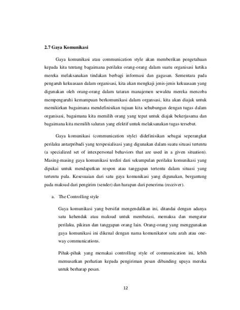 makalah format interaksi komunikasi organisasi makalah peranan komunikasi dalam organisasi