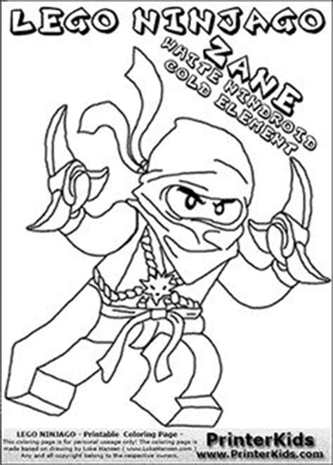 Dusch Ideen 3887 by Top 40 Free Printable Ninjago Coloring Pages