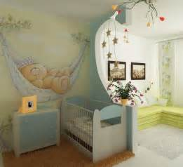 Galerry ideas for baby bedroom design